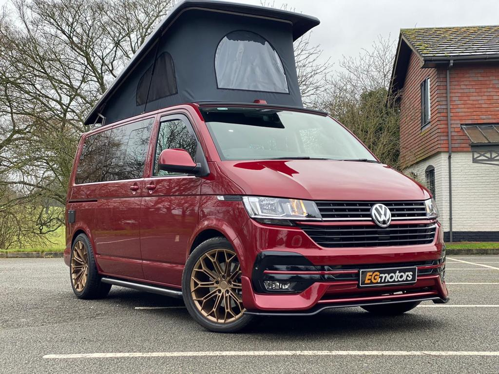 2020 VW Transporter T6.1 Highline 2.0 150bhp TDI - 8th Feb