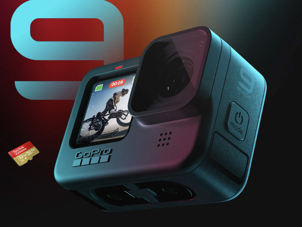 Winner Ian Dudek-Warner of a GoPro HERO 9 Black - Waterproof Action Camera - 22 Feb