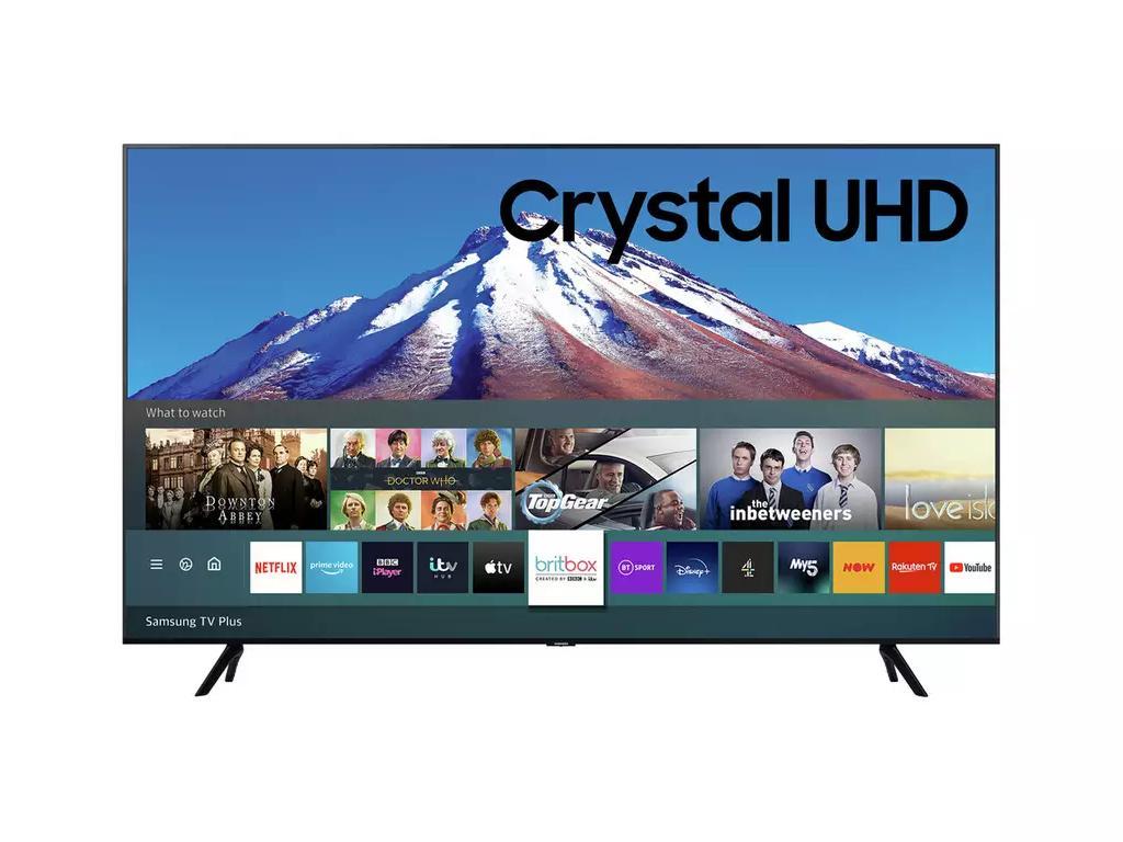 Samsung 75 Inch Smart 4K UHD HDR LED TV - 15th Feb