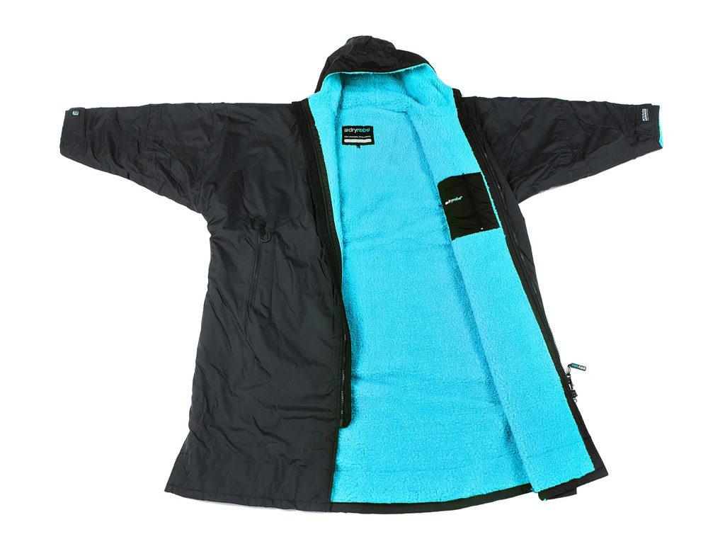 dryrobe Advance Long Sleeve - Blue - 15th Feb