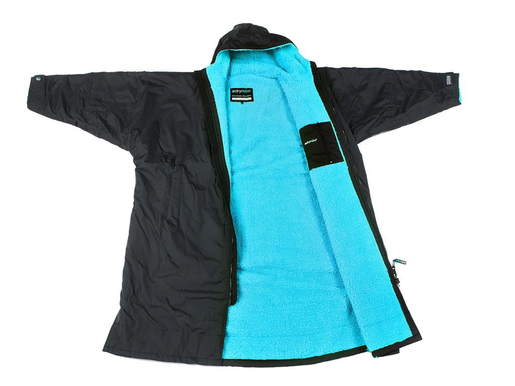 dryrobe Advance Long Sleeve - Blue - 22nd Feb