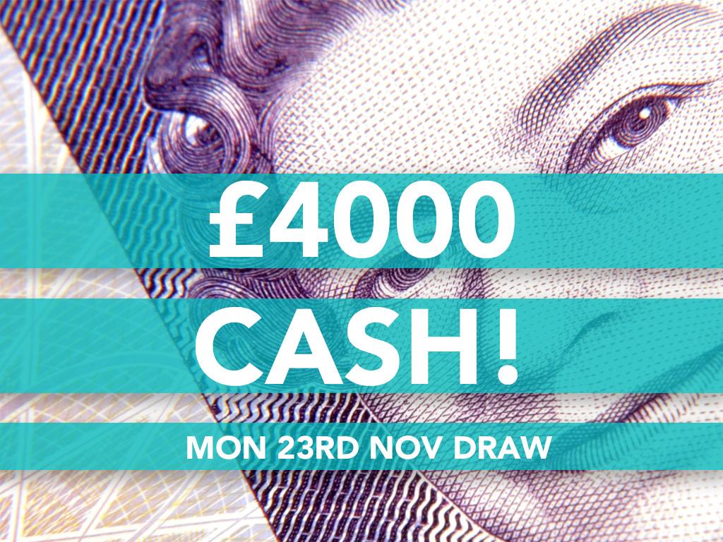 £4k Cash