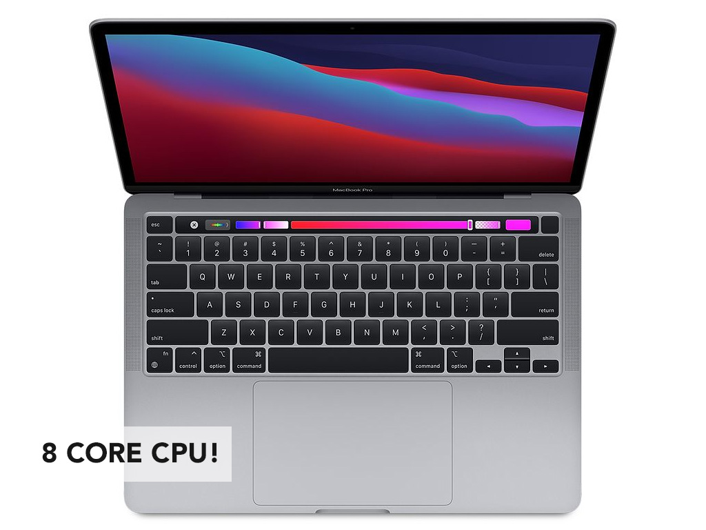 New MacBook Pro With M1 Chip