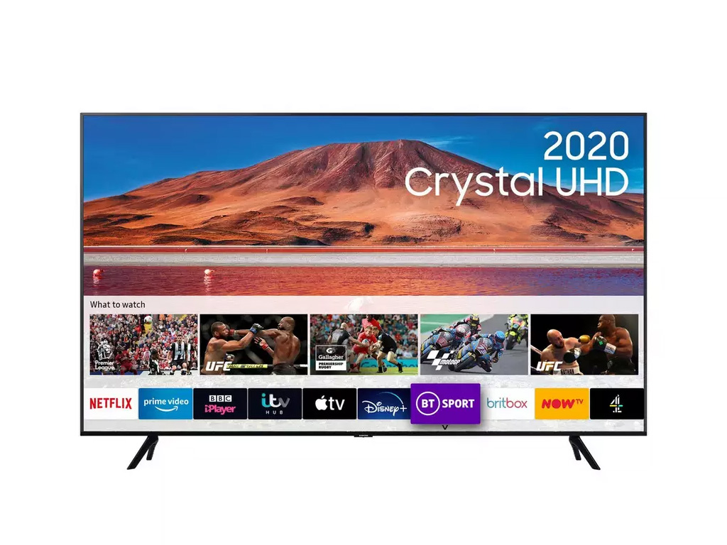 Samsung 65 Inch Smart 4K TV