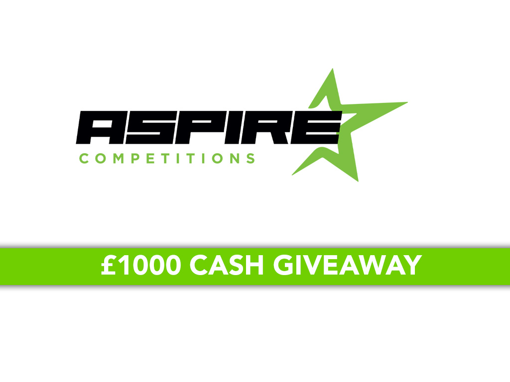 £1000 Free Giveaway Black Friday Special