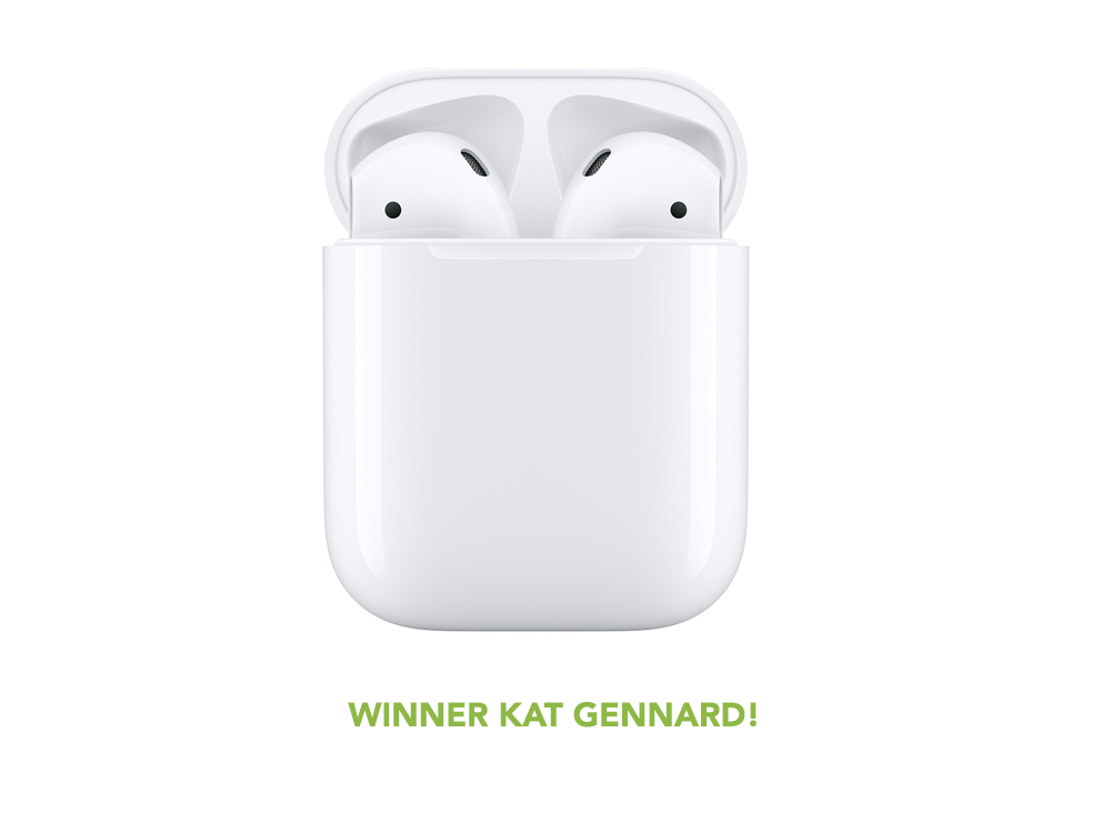 Apple Air Pods Free Draw