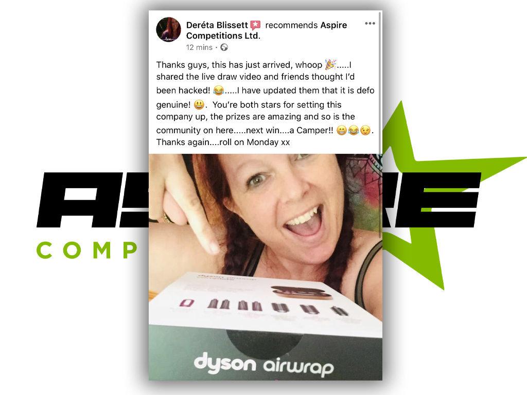 Dyson Airwrap
