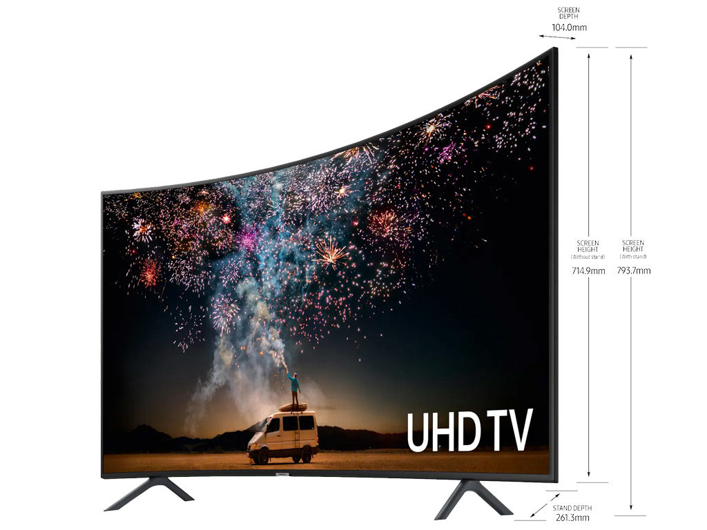 55 Inch Curve TV