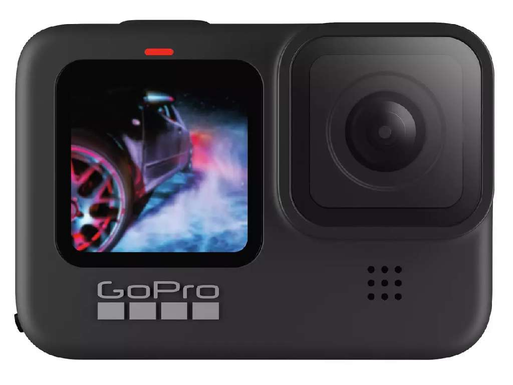 GoPro HERO 9 Black - Waterproof Action Camera - 1st March