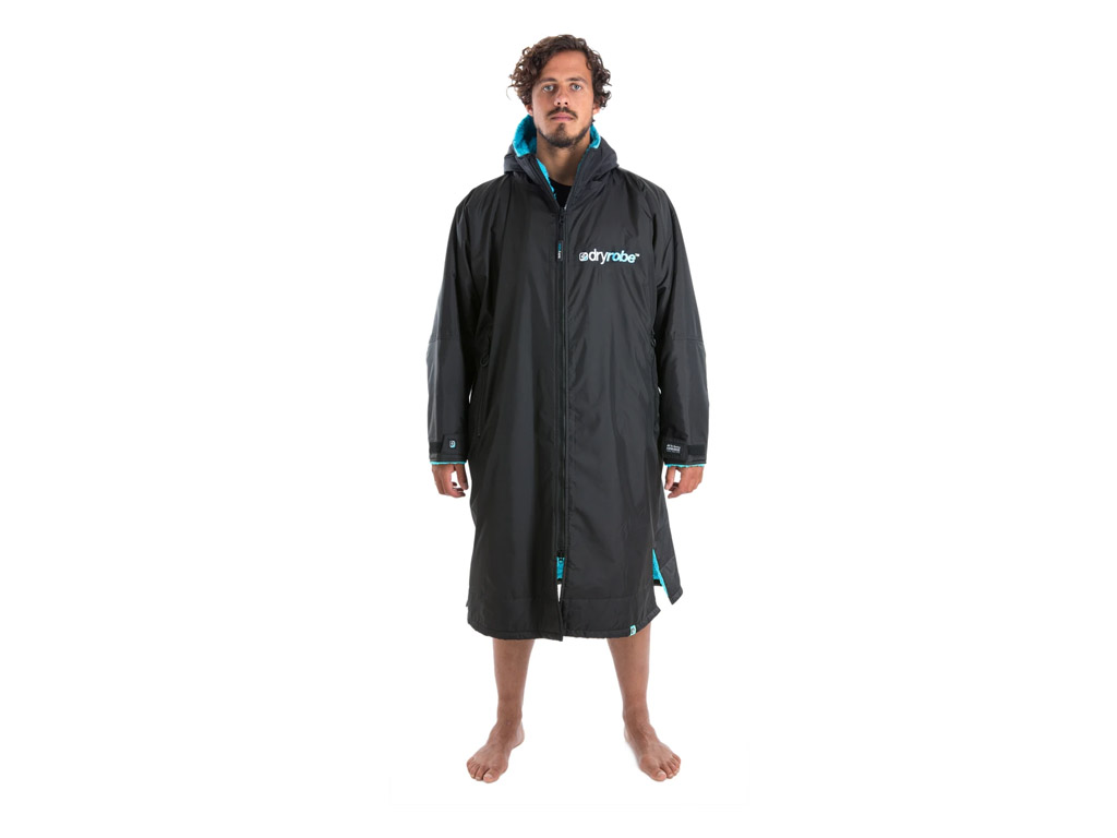 dryrobe Advance Long Sleeve - Blue - 1st March