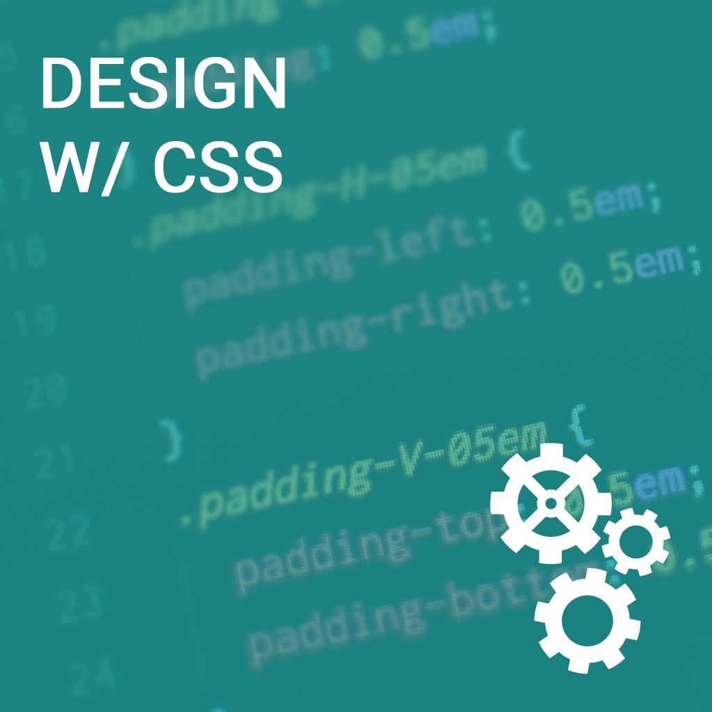 L2 Evening - Design w/ CSS