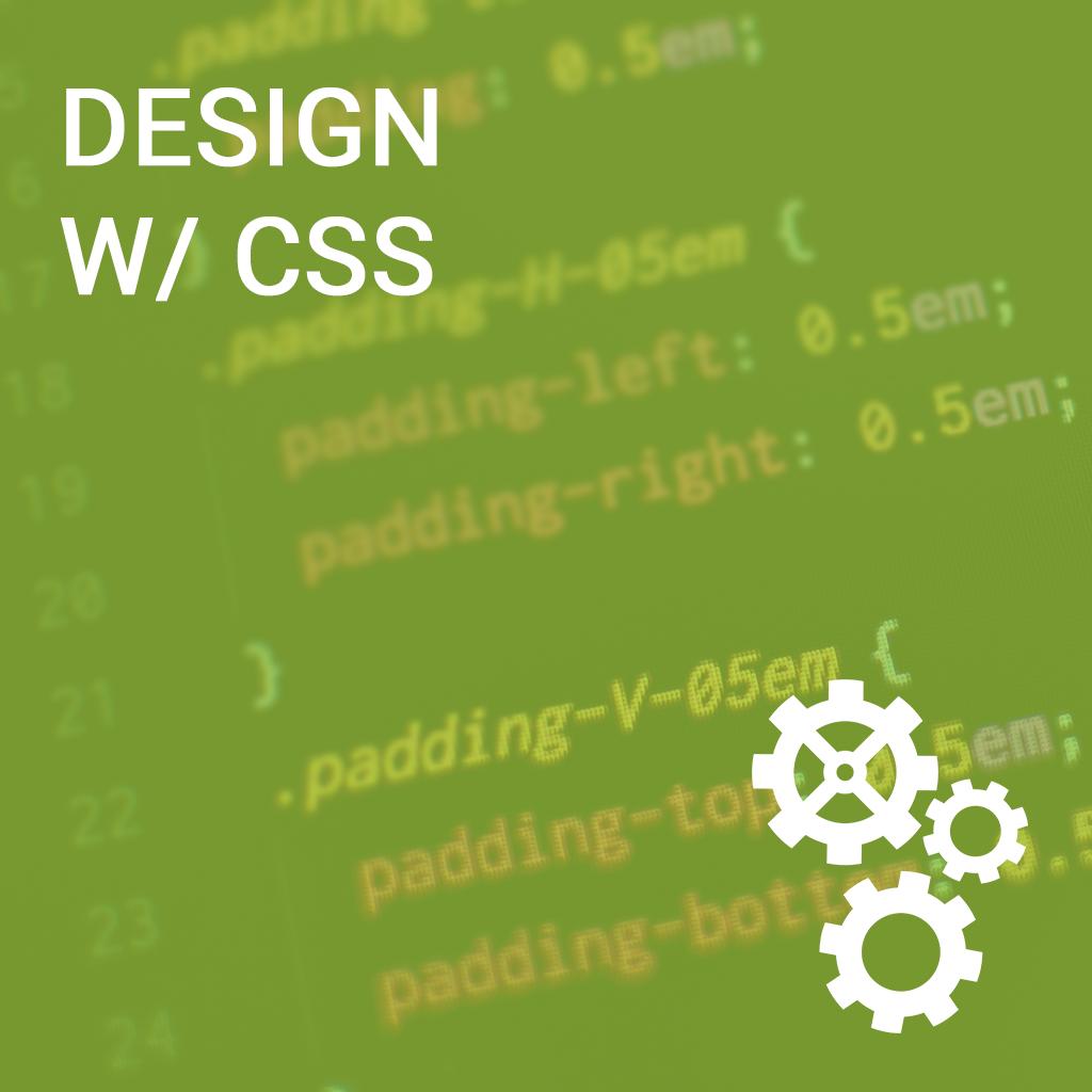 L1 Morning - Design w/ CSS
