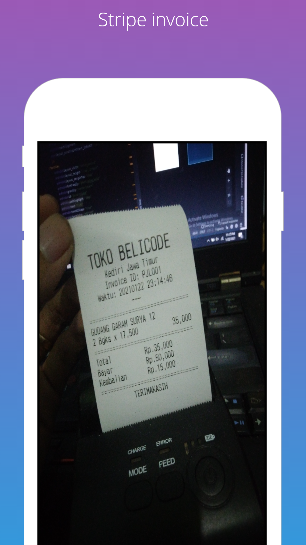 POS Android