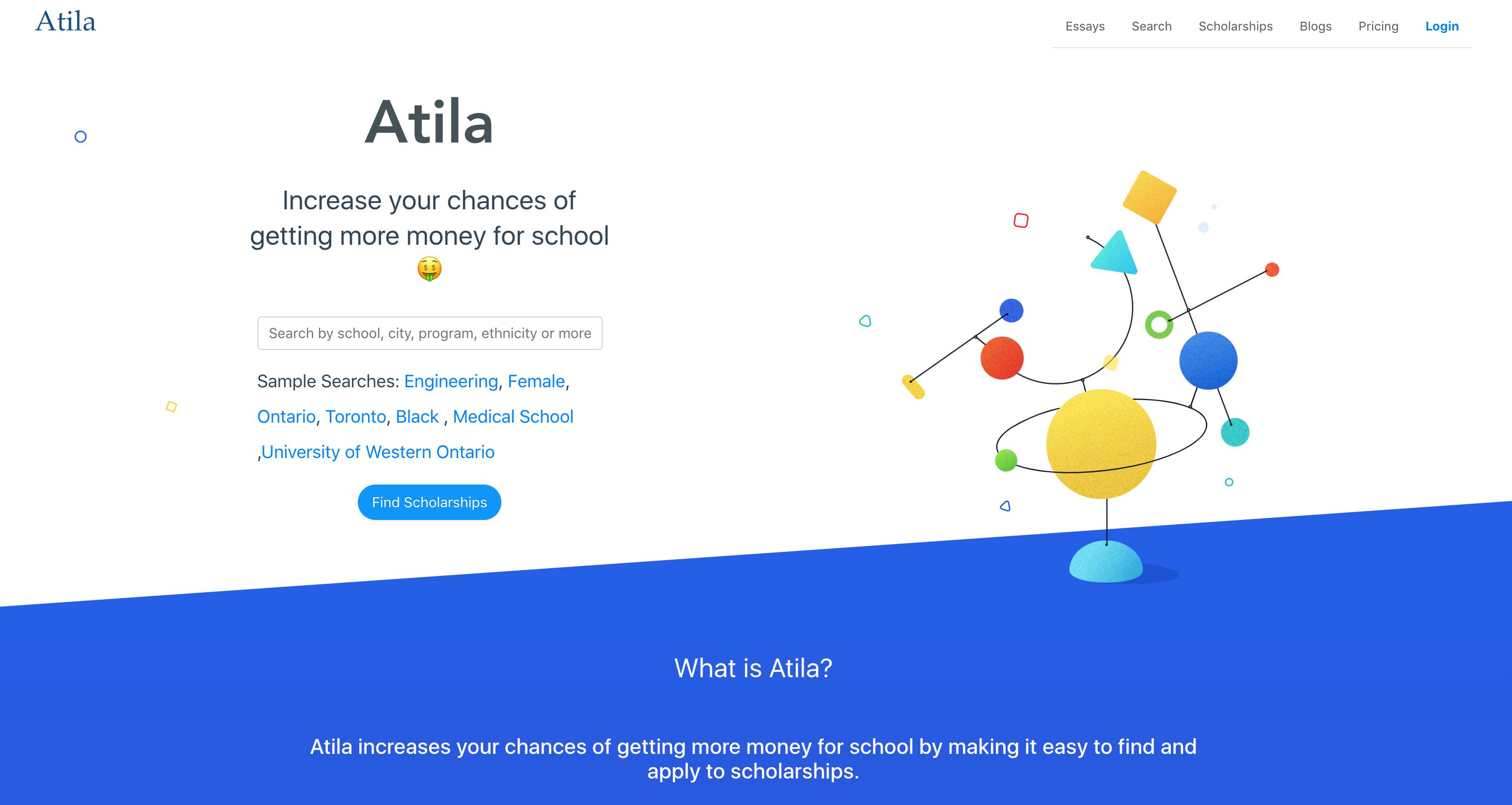 Atila Screenshot