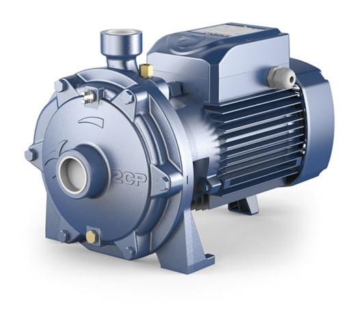 2CP 雙葉輪離心泵