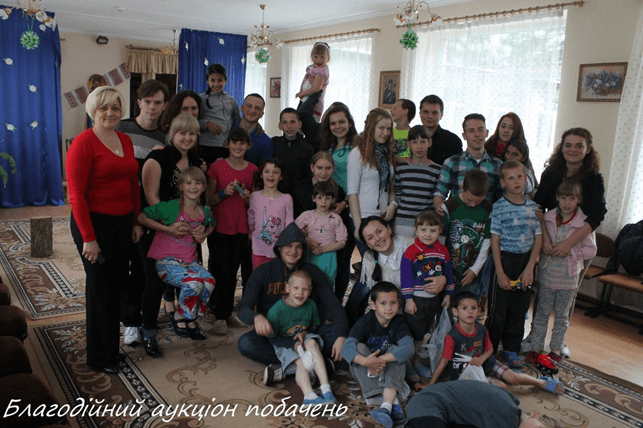 Photo from orphanage