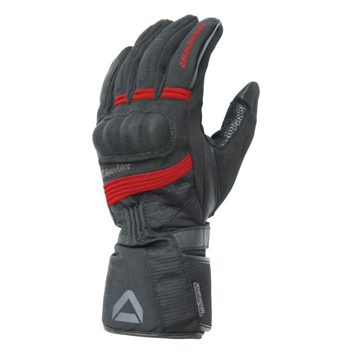 Dririder Adventure 2 Black/Red Gloves