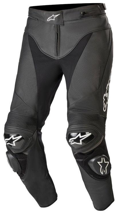 Alpinestars Track V2 Black Leather Pants