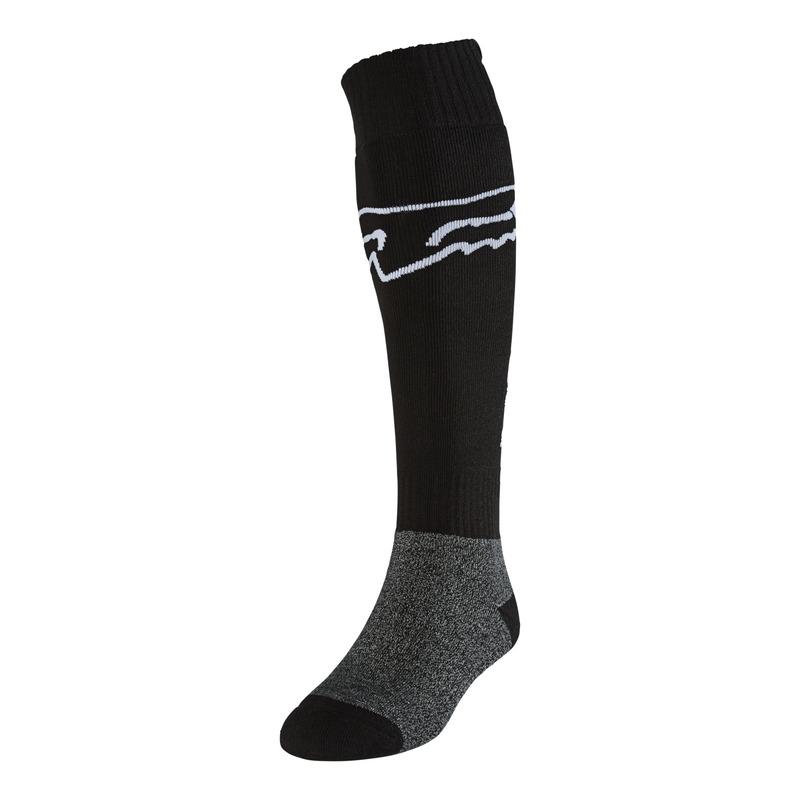 Fox Racing Fri Revn Thin Black Socks