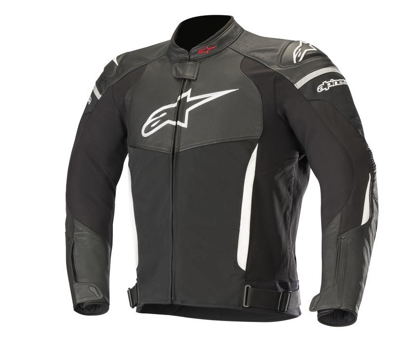 Alpinestars Faster V2 Air Black/White Jacket