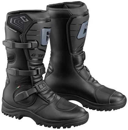 Gaerne G Adventure Black Boots