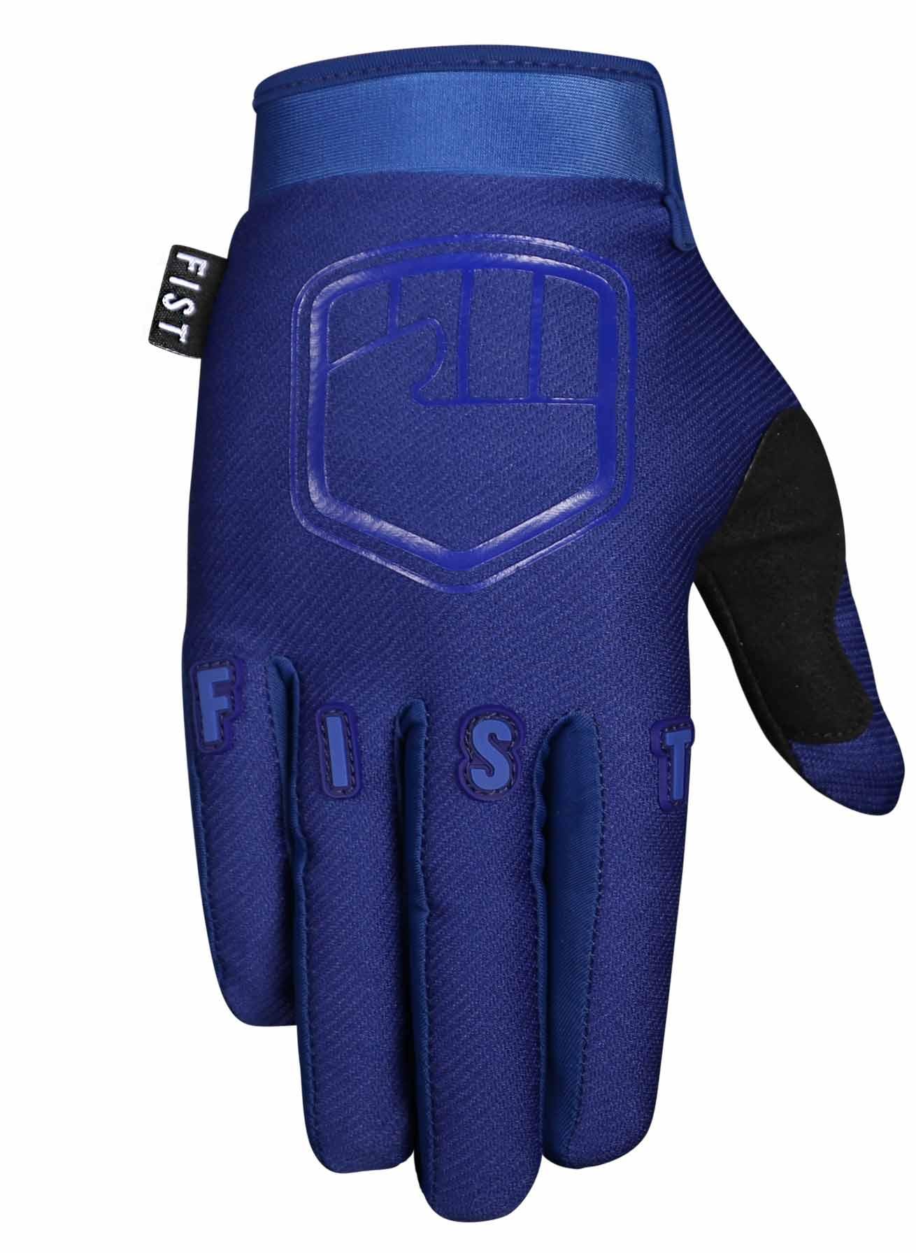 Fist Youth Blue Stocker Gloves
