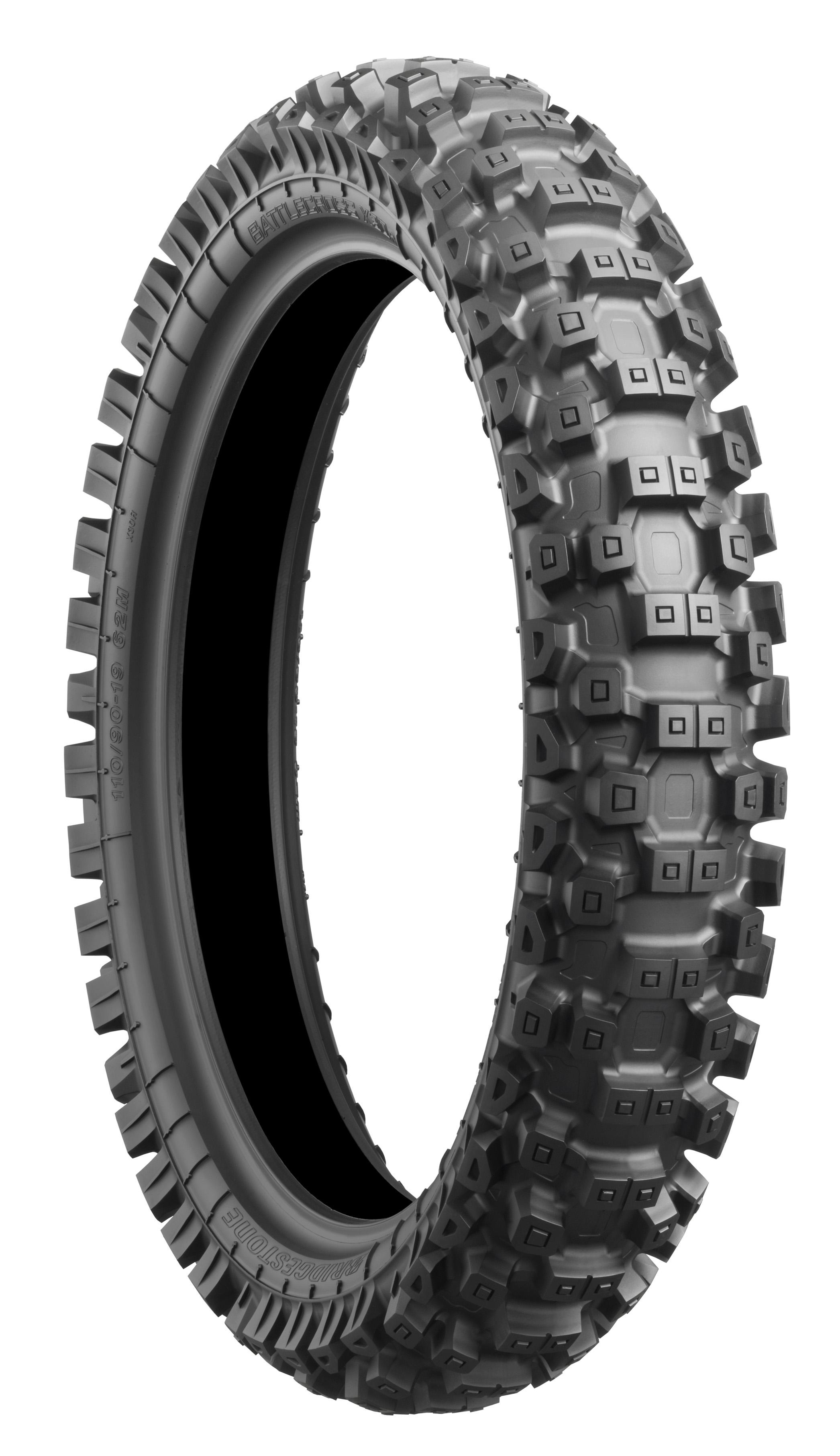 Bridgestone Battlecross X30 110/100-18 (64M) Medium Rear Tyre