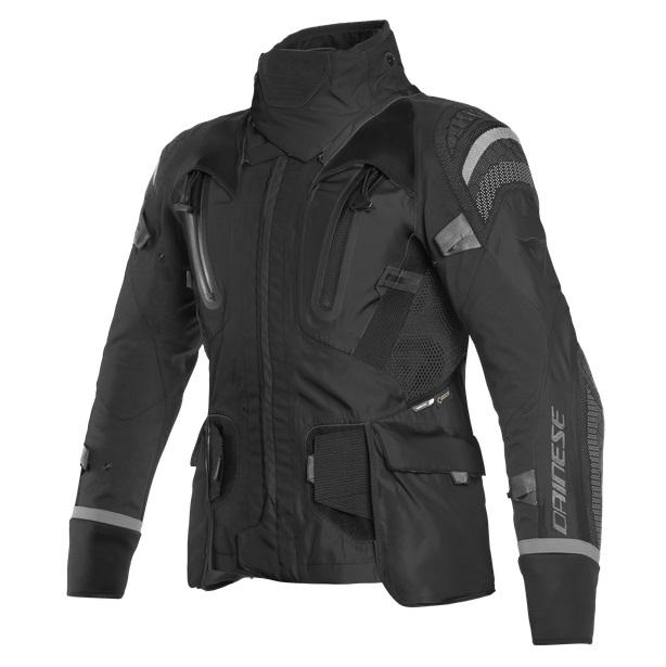 Dainese Antartica Gore-Tex Black/Ebony Jacket