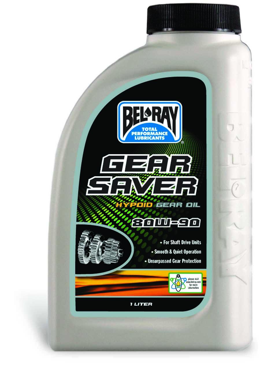 Belray Gear Saver Hypoid 80W-90 Gear Oil - 1L