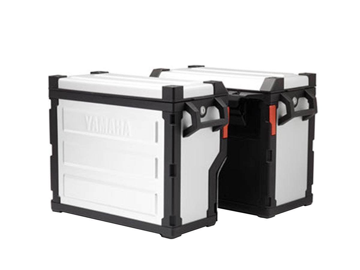Yamaha XT1200Z Aluminium Left Side Case