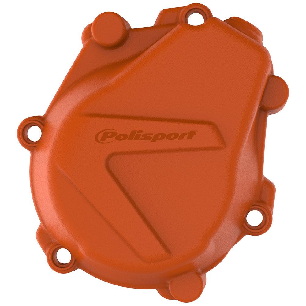 Polisport Husq / KTM Orange Ignition Cover