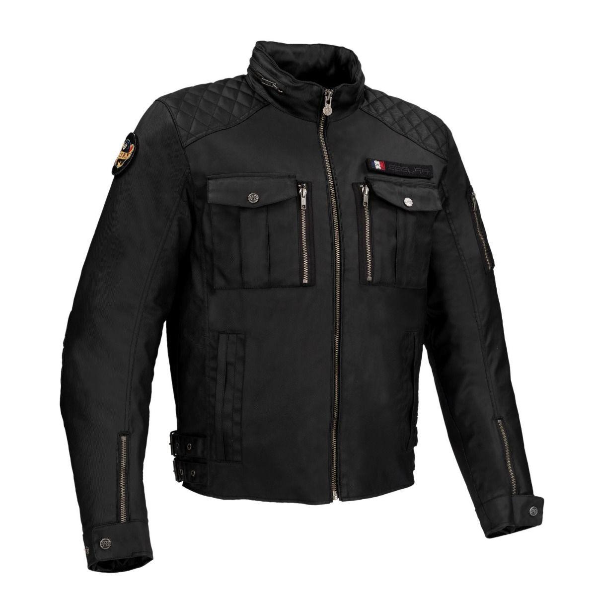 Segura Jericho Black Jacket