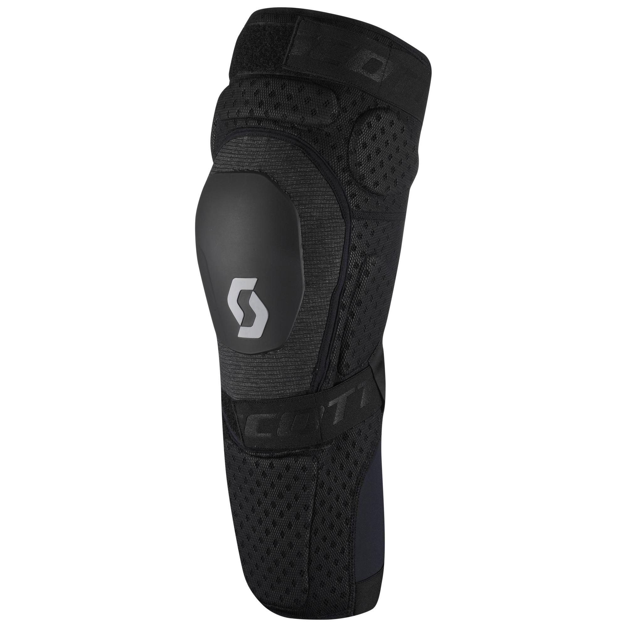 Scott Softcon Hybrid Black Knee Guard