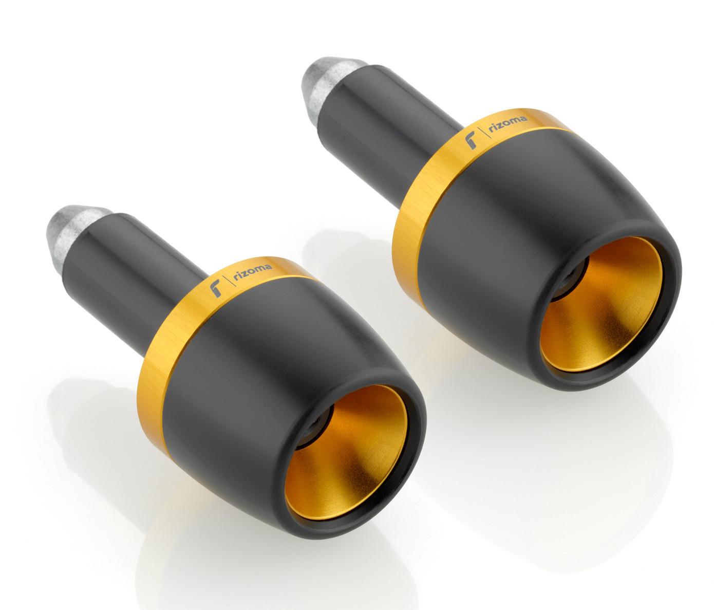 Rizoma Series 532 Gold Bar Ends