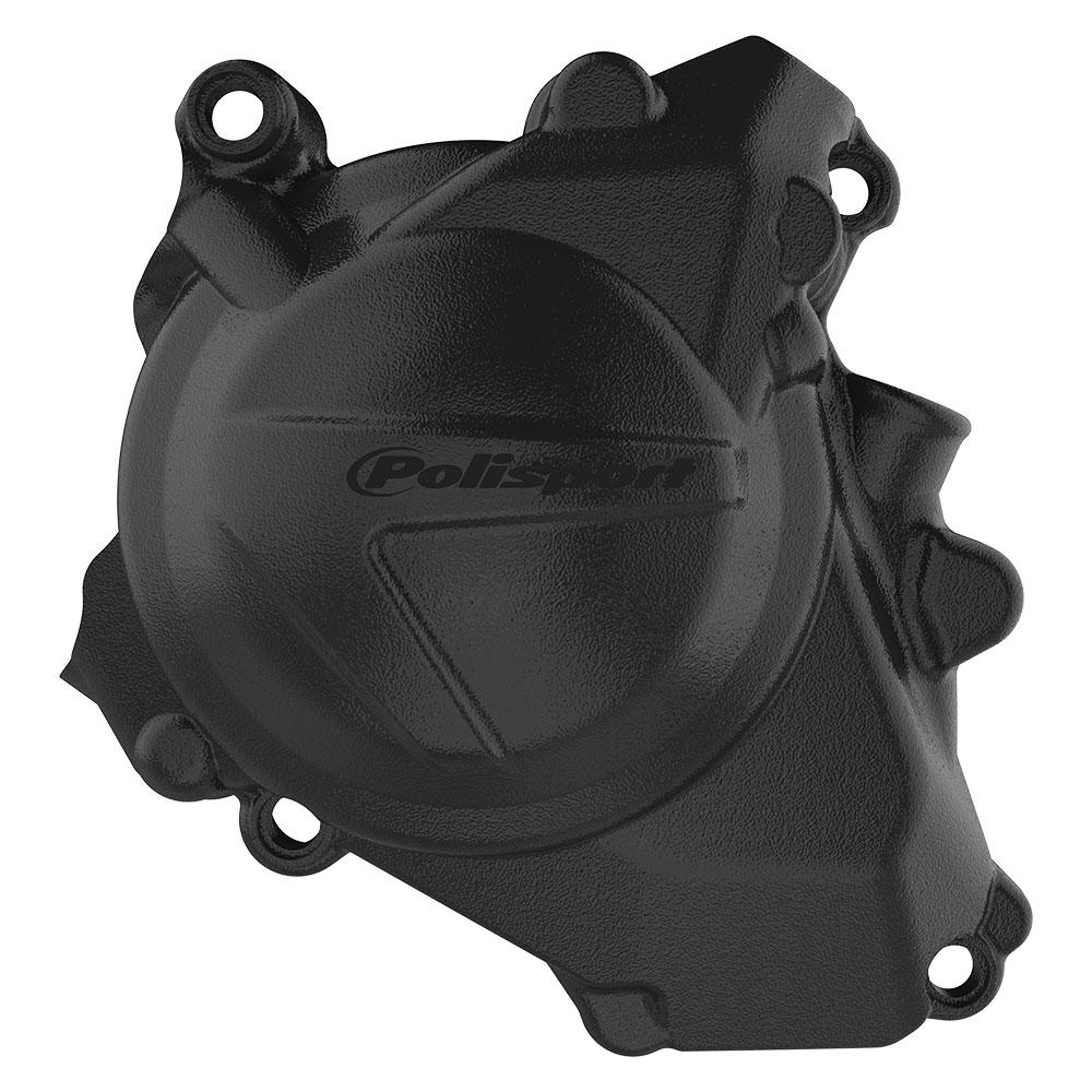 Polisport Honda CRF450R 17-18 Black Ignition Cover