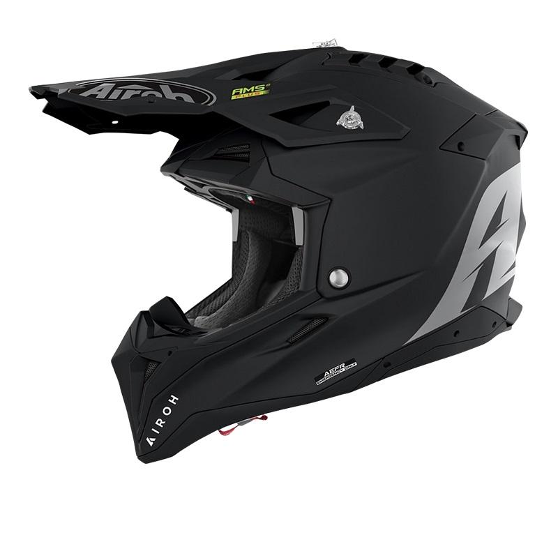 Airoh Aviator 3 Solid Matt Black Helmet