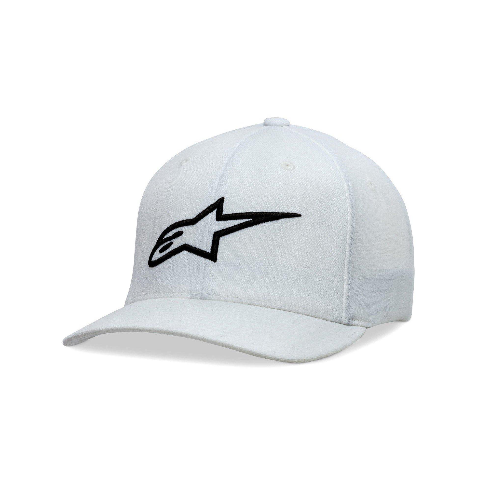 Alpinestars Ageless Curve Black/White Hat