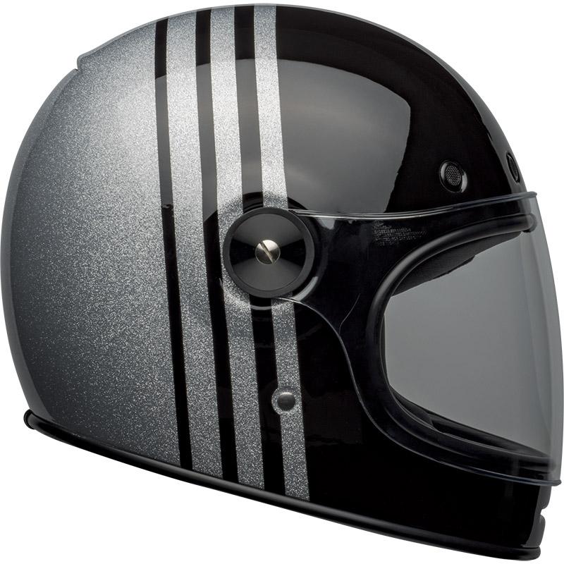 Bell Bullitt SE Reverb Black/Silver Flake Helmet