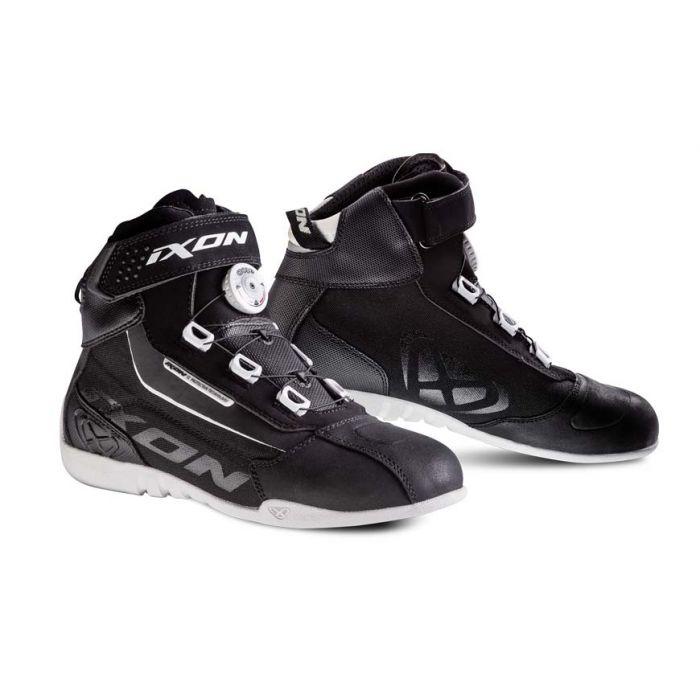 Ixon Women's Assault Black/White Boots