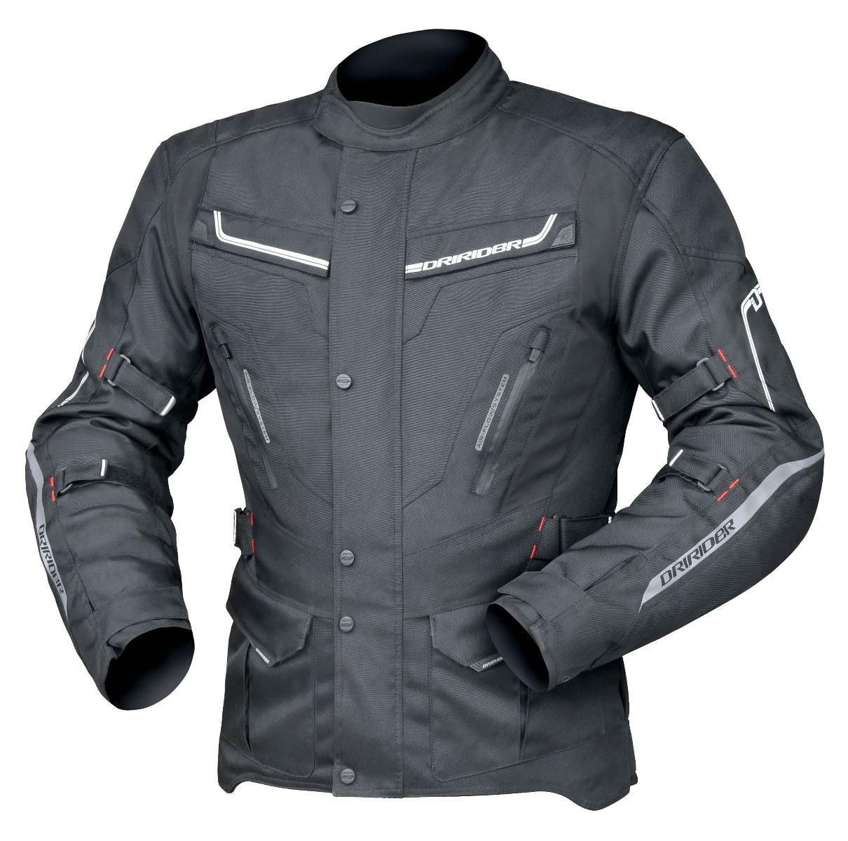 Dririder Apex 5 Black Jacket