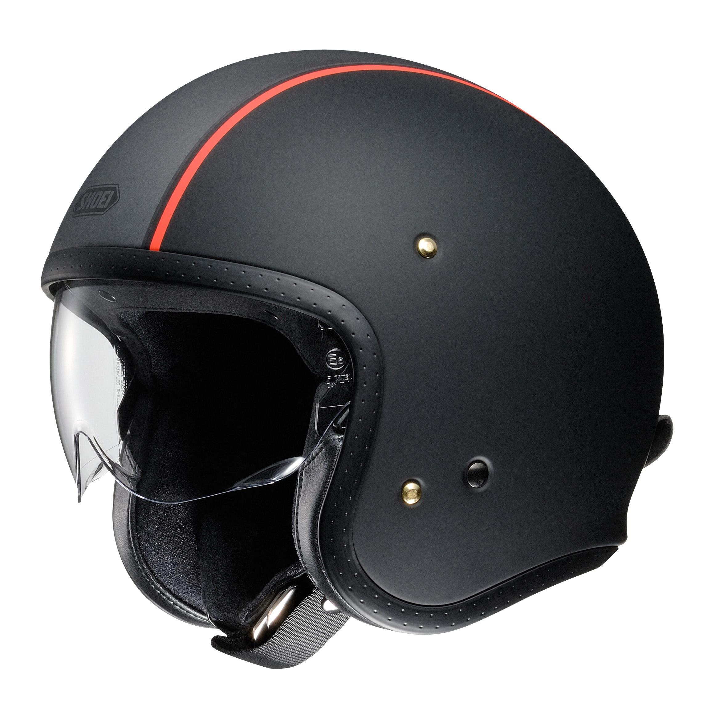 Shoei J.O Carburettor TC-8 Helmet