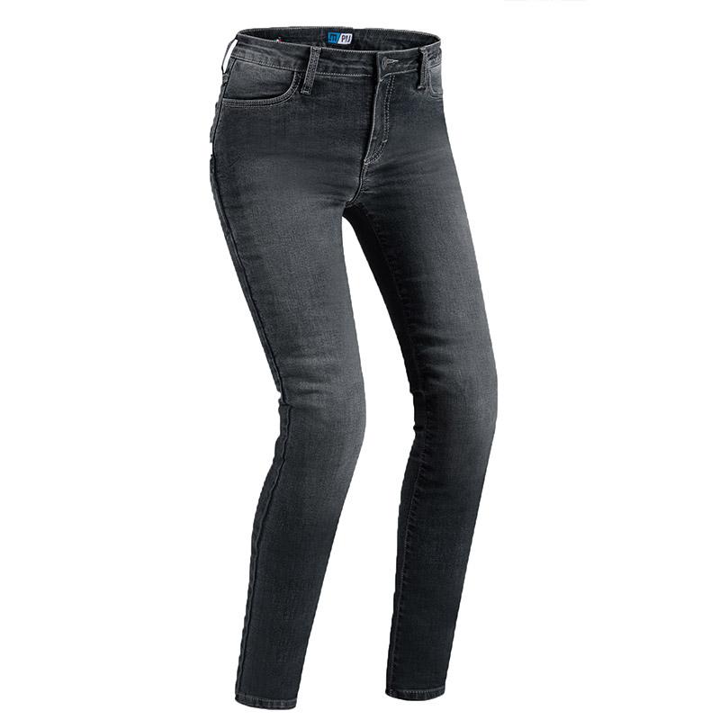 PMJ Women's Skinny Black Jeans