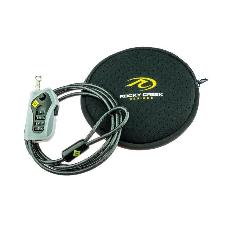 Helmetlok Gearlok with 1.5M Cable & Combination Lock