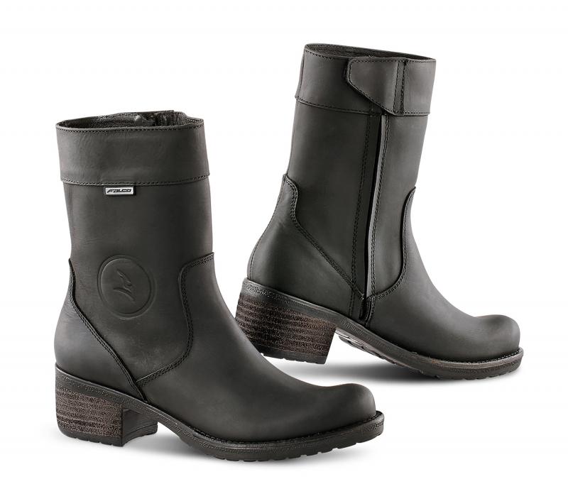 Falco Women's Ayda 2 Black Boots