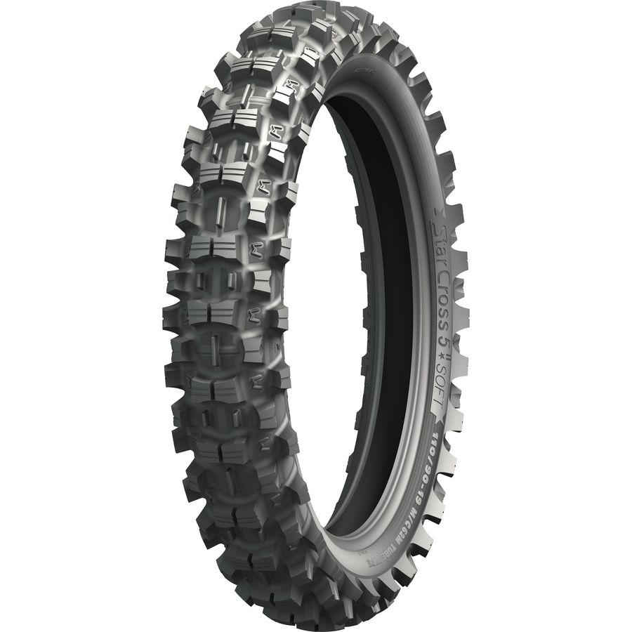 Michelin 100/90-19 57M Starcross 5 Soft Rear Tyre