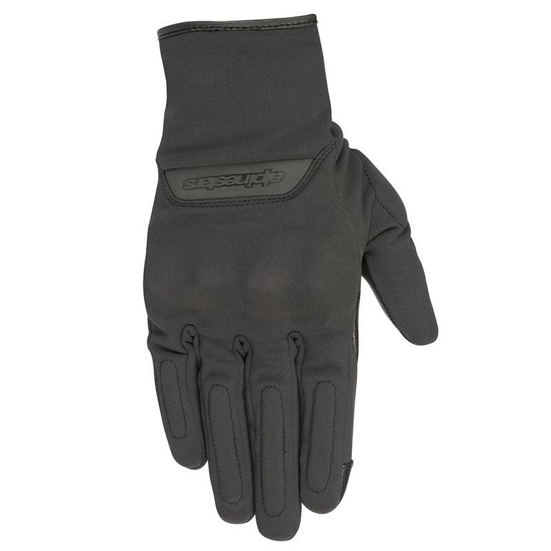 Alpinestars C-1 V2 Gore-Tex Windstopper Black Gloves