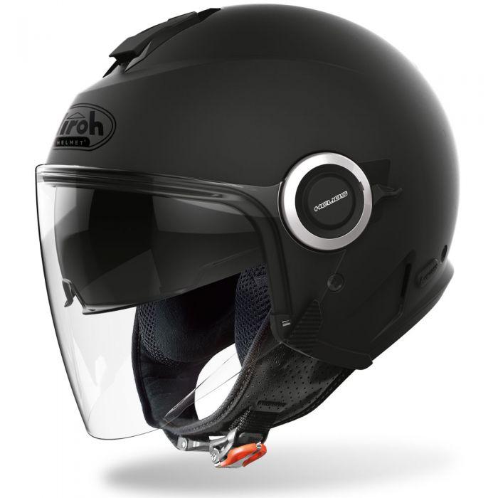 Airoh Helios Matt Black Helmet