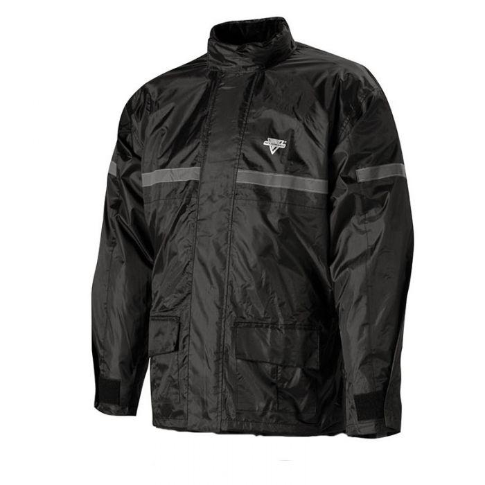 Nelson-Rigg SR-6000 Black Rain Jacket