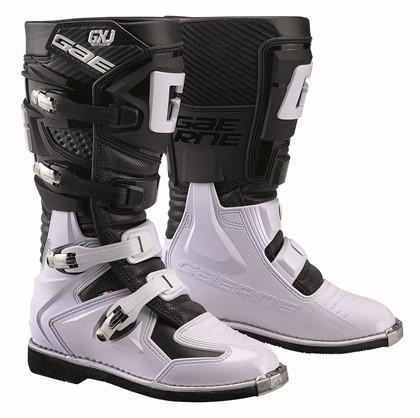 Gaerne GXJ Black/White Boots