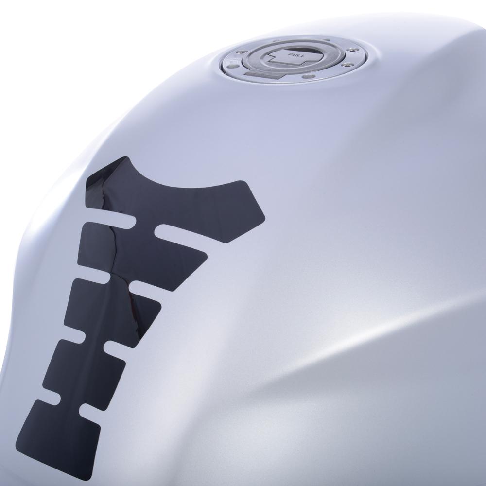 Oxford Spine Black Tank Protector